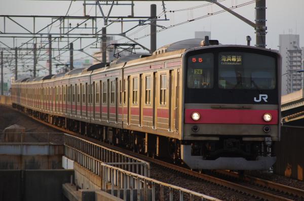 2010年9月18日 京葉線 ケヨ26