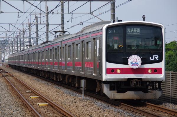 2010年9月19日 京葉線 ケヨ6 新習志野