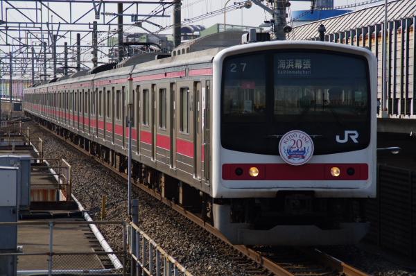 2010年9月19日 京葉線 ケヨ6 南船橋