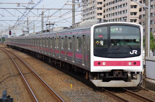 2010年9月19日 京葉線 ケヨ2 新浦安