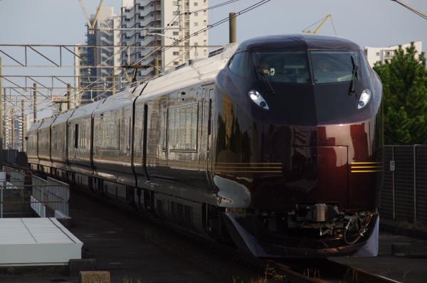 2010年9月19日 京葉線 E655系 海浜幕張
