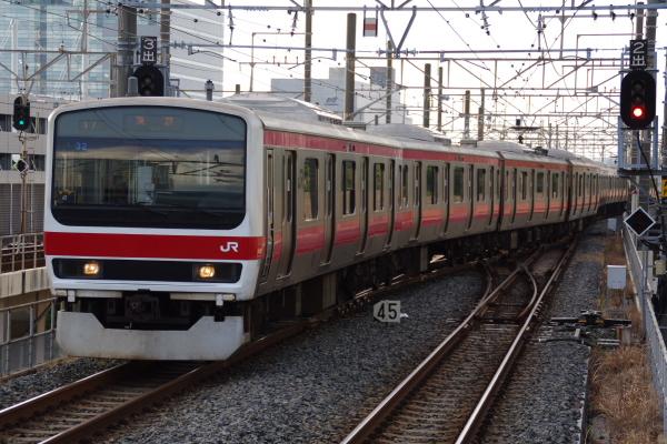 2010年9月19日 京葉線 ケヨ32 海浜幕張