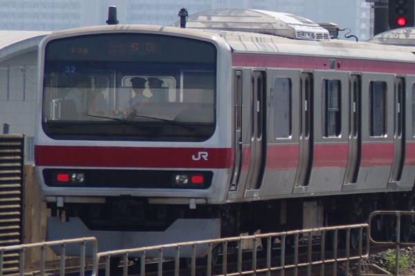2010年9月19日 京葉線 ケヨ32 A