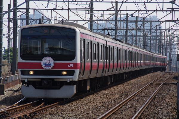 2010年9月19日 京葉線 ケヨ31 新習志野3番線