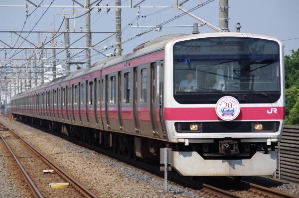 2010年9月19日 京葉線 ケヨ31 新習志野