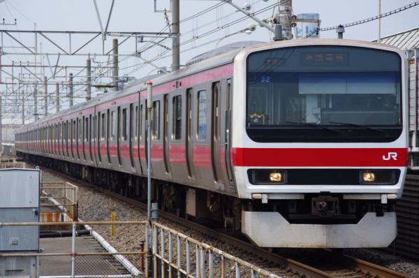 2010年9月19日 京葉線 ケヨ32 南船橋
