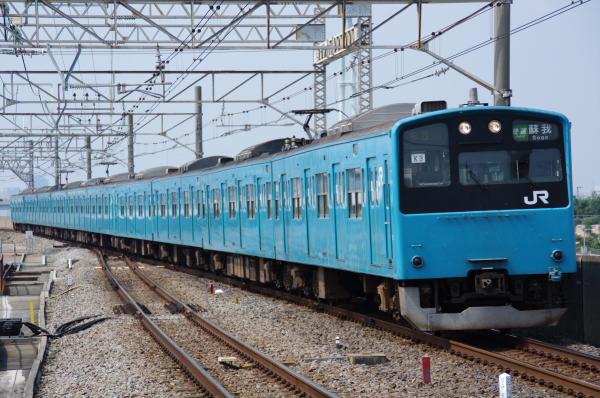 2010年9月19日 京葉線 ケヨ53+K3 葛西臨海公園