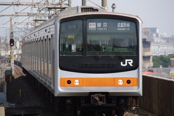 2010年9月19日 京葉線 ケヨM62