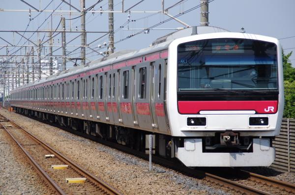 2010年9月19日 京葉線 ケヨAK1 新習志野