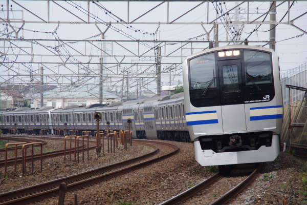 2010年9月20日 総武線 クラY31 稲毛