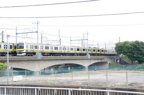 2010年9月20日 総武線 ミツ502