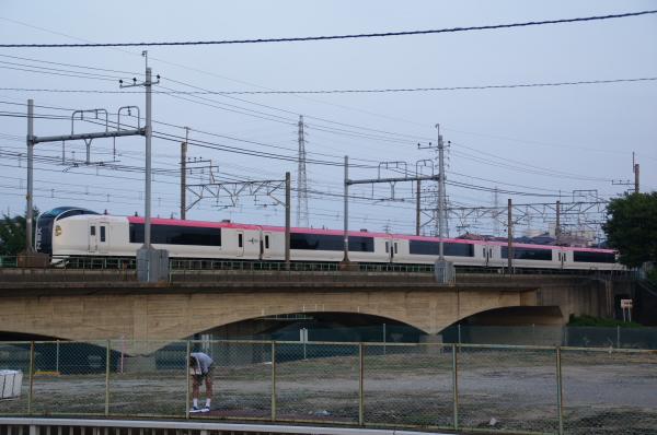 2010年9月20日 総武線 成田エクスプレス 花見川