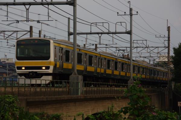 2010年9月20日 総武線 ミツ508 花見川