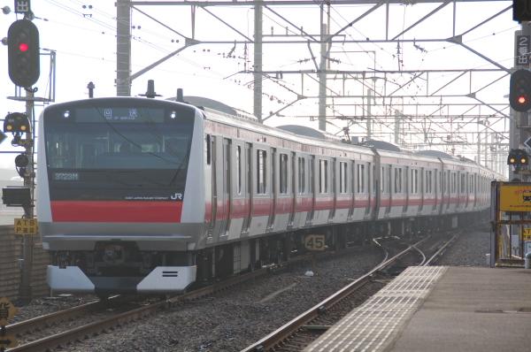2010年9月20日 京葉線