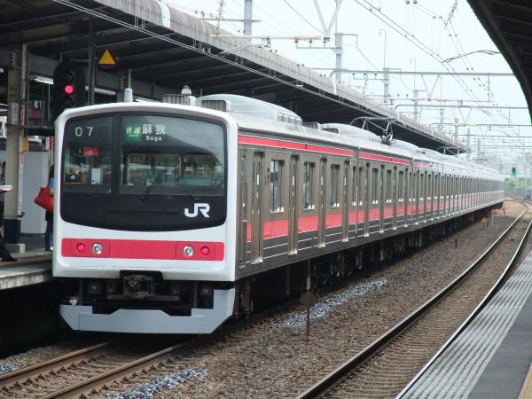 ケヨ5 2009年7月11日 、京葉線