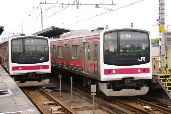 ケヨ5 2010年6月5日 京葉線