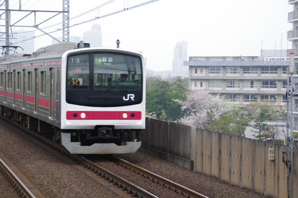 ケヨ5 2010年 4月11日 京葉線
