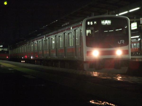 2010年9月22日 補正、京葉線 ケヨ81