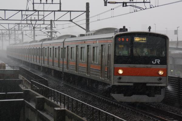 2010年9月23日 京葉線 ケヨM28