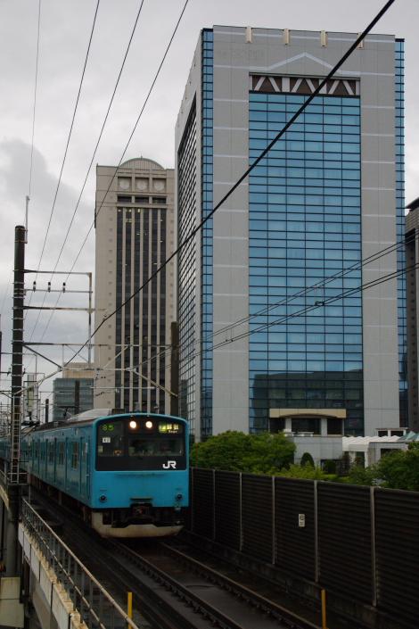 2010年9月23日 京葉線 ケヨ52+K2