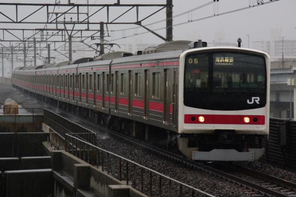 2010年9月23日 京葉線 ケヨ3