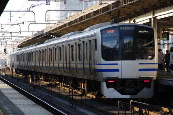 2010年10月1日 ケヨ31配給 武蔵野線 総武線  クラY1