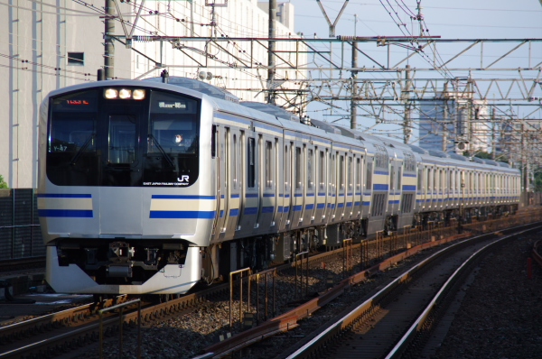 2010年10月1日 ケヨ31配給 武蔵野線 総武線  クラY47