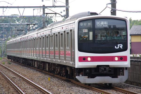 2010年10月1日 ケヨ31配給 武蔵野線 総武線  ケヨ81 東松戸