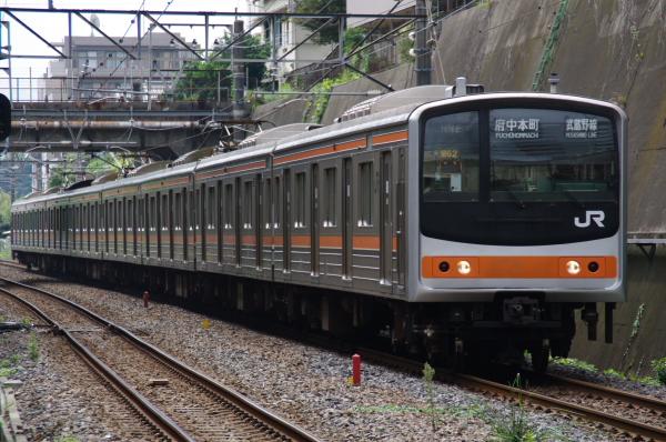 2010年10月1日 ケヨ31配給 武蔵野線 総武線  ケヨM62