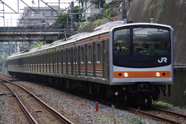 2010年10月1日 ケヨ31配給 武蔵野線 総武線  ケヨM35