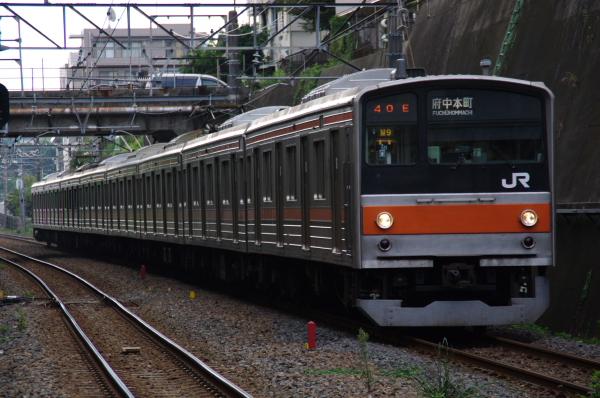 2010年10月1日 ケヨ31配給 武蔵野線 総武線  ケヨM9
