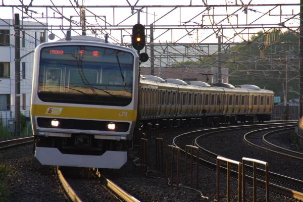 2010年10月1日 ケヨ31配給 武蔵野線 総武線  ミツ