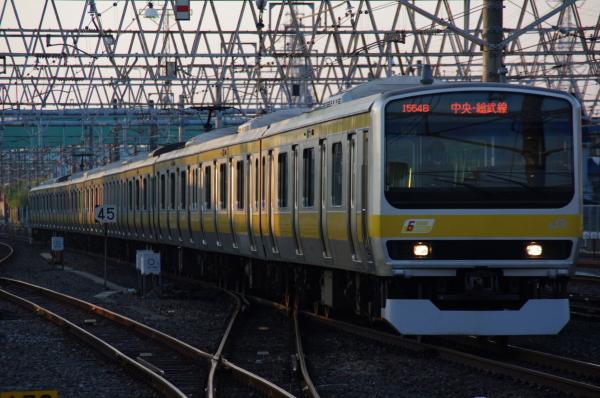 2010年10月1日 ケヨ31配給 武蔵野線 総武線  ミツ30