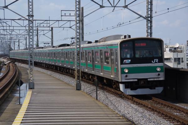 2010年10月1日 ケヨ31配給 武蔵野線 総武線  ハエ10
