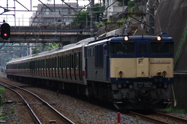 2010年10月1日 ケヨ31配給 武蔵野線 総武線  配給 深夜柱