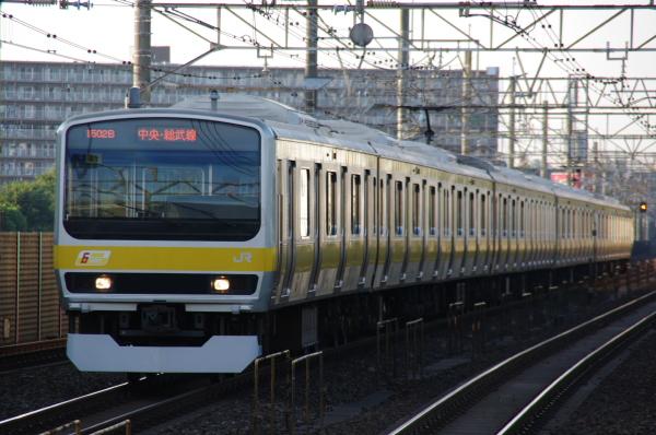 2010年10月1日 ケヨ31配給 武蔵野線 総武線  ミツ41