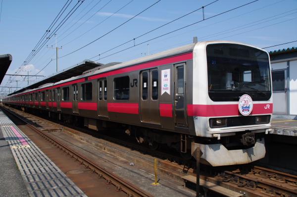 1ケヨ31 2010年9月19日 3番線