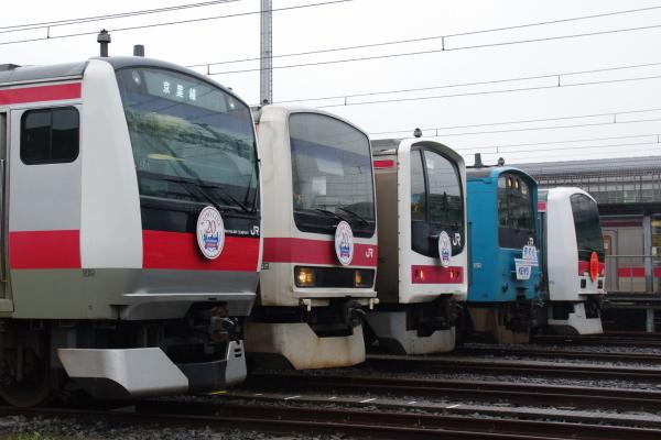 2010年10月2日~9日 京葉線 京葉車両センター公開