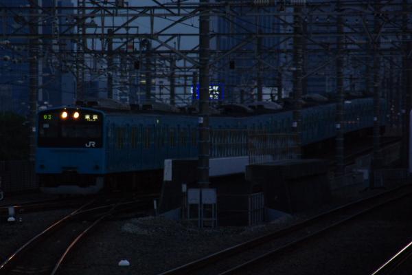 2010年10月2日~9日 ケヨ52 新習志野