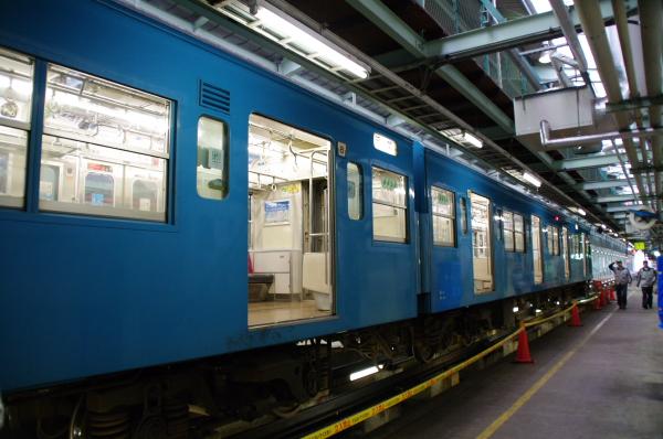 2010年10月2日~9日 京葉線 京葉車両センター公開  K4 交検庫