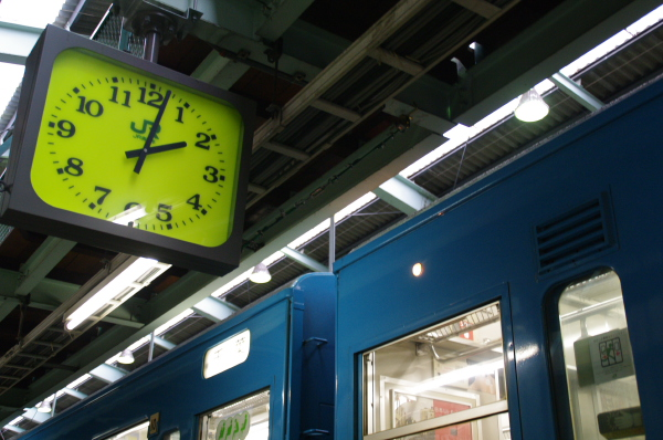 2010年10月2日~9日 京葉線 京葉車両センター公開  交検庫