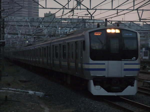 2010年10月15日 総武本線 成田線 クラY1