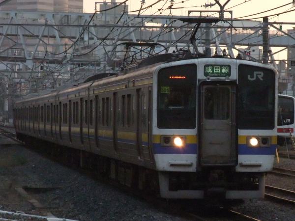 2010年10月15日 総武本線 成田線  マリ506