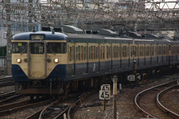 2010年10月15日 総武本線 成田線  マリ217+マリS61