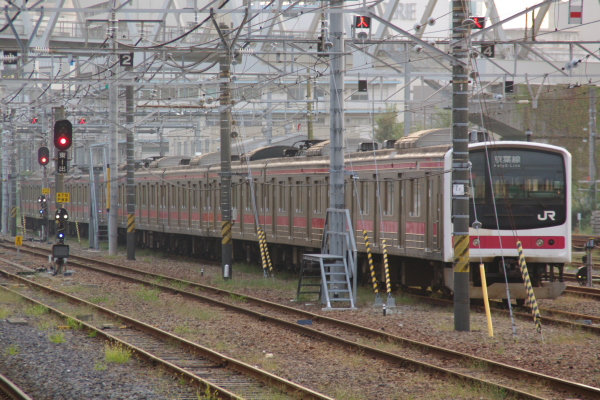 2010年10月15日 総武本線 成田線  ケヨ4