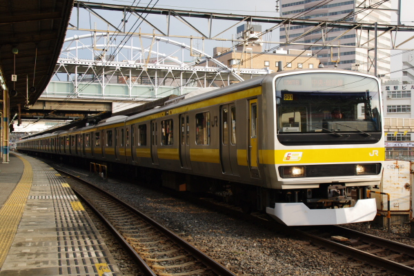 2010年10月15日 総武本線 成田線  ミツ901 千葉