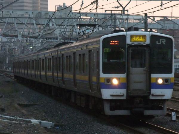 2010年10月15日 総武本線 成田線  マリ408