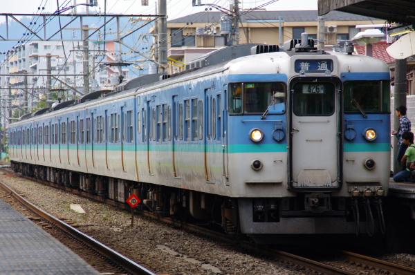 2010年10月17日 201系さよなら 鶴見線 115系