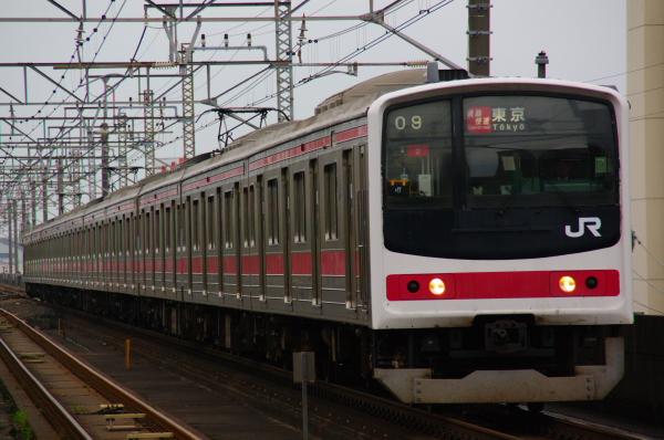 2010年10月19日 成勝通勤快速 京葉線 ケヨ2