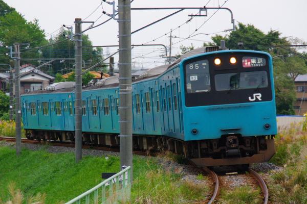 2010年10月19日 成勝通勤快速 京葉線 K2